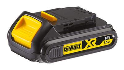 Test complet : Batterie 18 V DEWALT DCB181