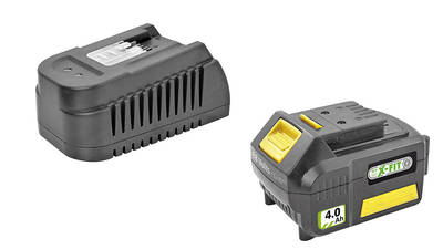 test et prix pack batterie et chargeur Fartools XF-Kit-40 Batterie 1,5 Ah pas cher