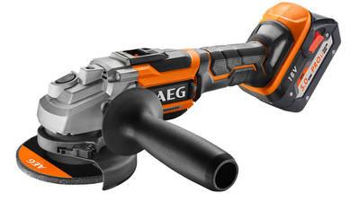 Meuleuse sans fil AEG BEWS 18-125BL-502C