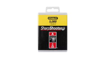 Agrafes 10 mm type A Stanley 1-TRA206-5T
