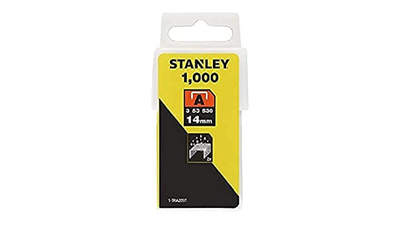 Agrafes 14 mm type A Stanley 1-TRA209T