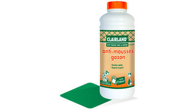 Anti-mousse gazon concentré Clairland