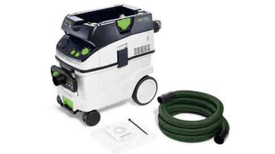 aspirateur CLEANTEC CTL 36 E AC RENOFIX Festool