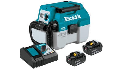 Aspirateur à poussière et eau sans fil XCV11T Makita