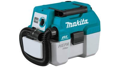 Aspirateur à poussière et eau sans fil XCV11Z Makita