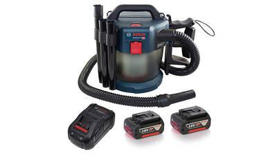 avis et prix GAS 18V-10 L Kit aspirateur Bosch Professional sans fil promotion pas cher