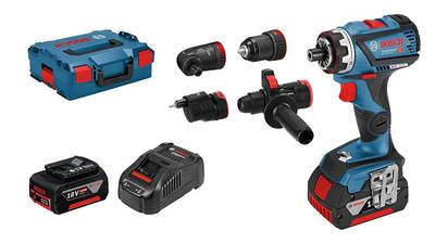 avis et prix Perceuse visseuse sans fil Bosch GSR 18 V 60 FC 06019G7100