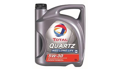 Avis e prix Huile moteur Total Quartz Ineo Long Life 5W-30 au meilleur prix