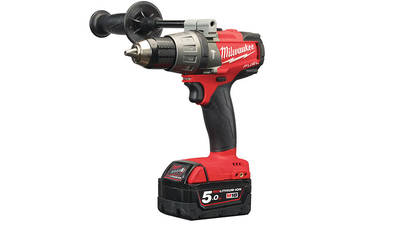 avis et prix Perceuse visseuse à percussion sans fil Milwaukee M18 FPD-502X Brushless Fuel
