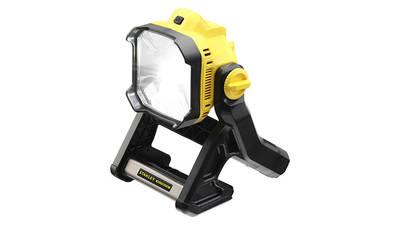 test et avis projecteur LED sans fil FMCL001B Stanley Fatmax prix pas cher