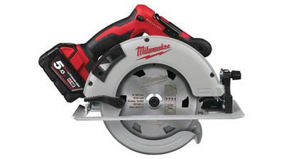 avis et prix Scie circulaire sans fil M18 BLCS66-502X Milwaukee prix pas cher