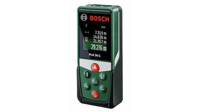 avis et prix Télémètre laser Bosch PLR 30 C promotion pas cher
