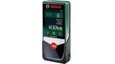 avis et prix Télémètre laser Bosch PLR 50 C promotion pas cher
