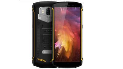 avis et prix Téléphone Blackview BV5800 Pro jaune IP68 Smartphones Android prix pas cher