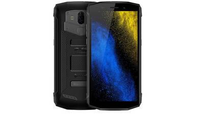avis et prix Téléphone Blackview BV5800 Pro noir IP68 Smartphones Android prix pas cher