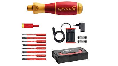 avis et prix tournevis sans fil WIHA SpeedE 590T102 promotion pas cher