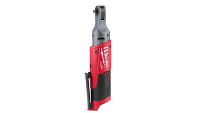 Test et avis clé à cliquet sur batterie Milwaukee M12 FIR14-0