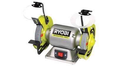 Avis et test du touret à meuler Ryobi RBG6G pas cher