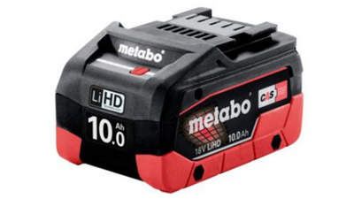 batterie Metabo 625549000 LIHD 18 V 10 Ah