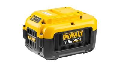Batterie DCB496 DEWALT XR 7,5 Ah Li-Ion