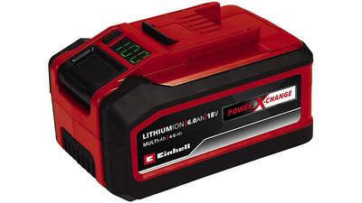 Batterie Einhell x-tend 4511502 4,0 - 6,0 Multi-Ah Power X-Change plus