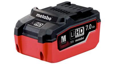 batterie Metabo 625345000 LIHD 18 V 7 Ah