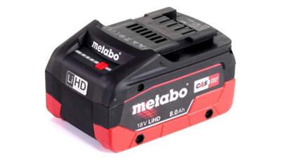 batterie Metabo 625369000 LIHD 18 V 8 Ah