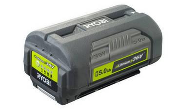 Ryobi Batterie 36 V BPL3650D Max Poxer
