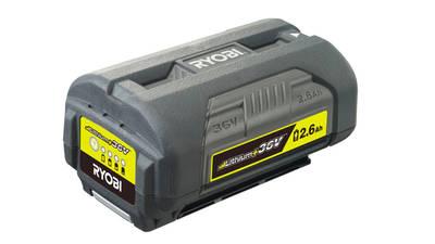 Ryobi Batterie 36 V BPL3626D Max Poxer