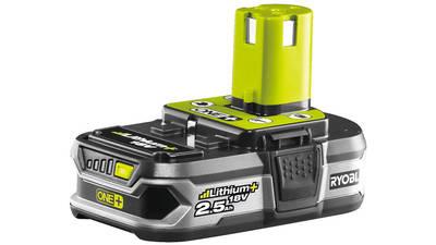 Batterie Ryobi ONE+ RB18L25 2,5 Ah