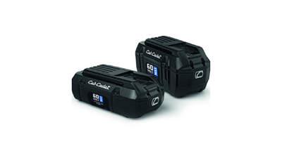 Batterie 60V 2,5Ah Cub Cadet BP 6025