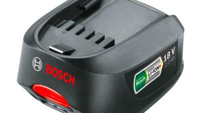 Batterie Bosch 18 V Power4All 2,0 Ah