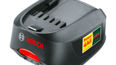 Batterie Bosch 18 V Power4All 1,5 Ah