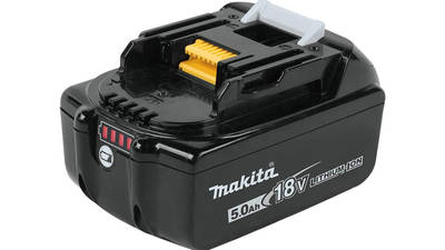 promotion Batterie 18 V - 5,0 Ah Makita BL1850B