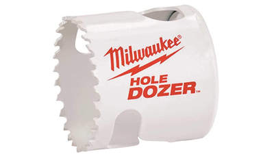 scie cloche Hole Dozer Carbure Milwaukee 68 mm 49565178