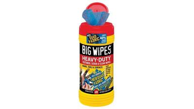 boîte de 80 lingettes Big Wipes Heavy-Duty 4 x 4 60020046