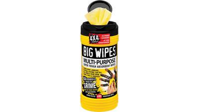 boîte de 80 lingettes Big Wipes Multi-usages 4 x 4 60020048