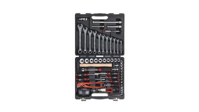 Caisse à outils 91 pièces WÜRTH 096593120
