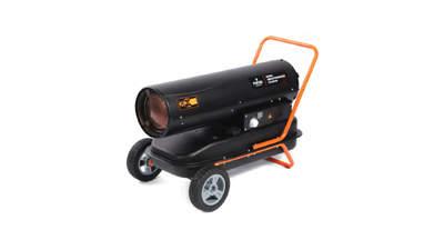 Canon à air chaud au fioul FUXTEC FX-DH116