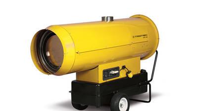 Canon à air chaud Trotec IDS 100