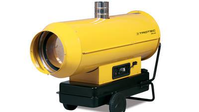 Canon à air chaud Trotec IDS 80