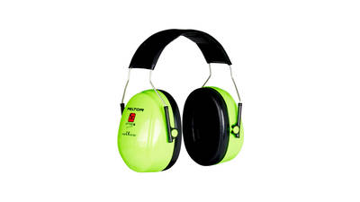Casque anti-bruit PELTOR Optime II H520A-407-GQ 3M