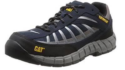 Caterpillar Infrastructure St S1p Hro Src, Cheville Chaussures de Sécurité Homme prix pas cher
