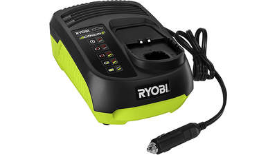 chargeur de voiture Lithium-ion 18 V One + RC18118C Ryobi