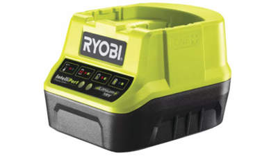 chargeur rapide Lithium 18 V One + RC18120 Ryobi