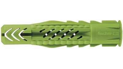 cheville pour tous les matériaux UX Green 518885 6 x 35 mm Fischer 40 pièces
