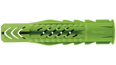 cheville pour tous les matériaux UX Green 518886 8 x 50 mm Fischer 40 pièces