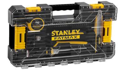 Coffret mixte Stanley Fatmax Stakbox L FMMT98106-1 Jeu de 44 pièces