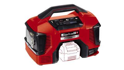 Compresseur hybride PRESSITO TE-AC 18/11solo Einhell