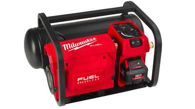 Test complet : Compresseur sans fil Milwaukee M18 FAC-0